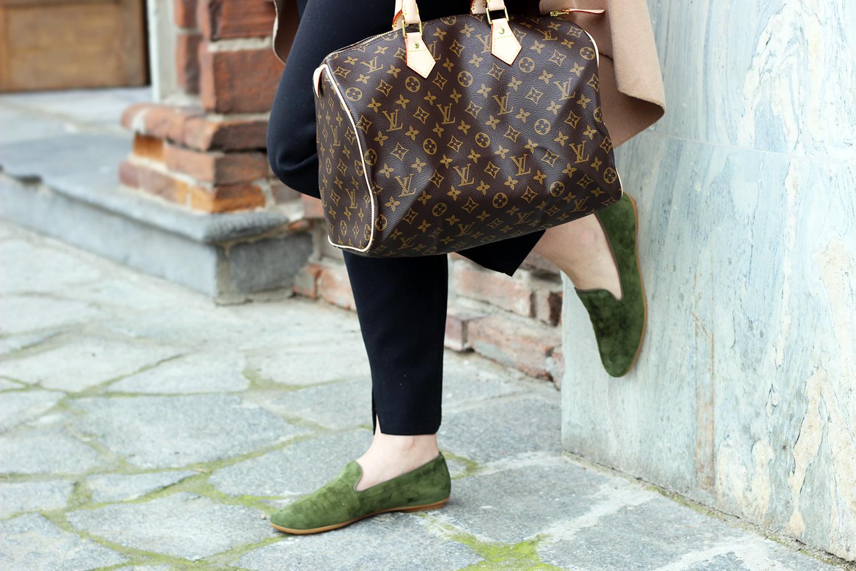 PROSPERINE SHOES FLAT BALLERINA SLIP-ON E LOUIS VUITTON BAG