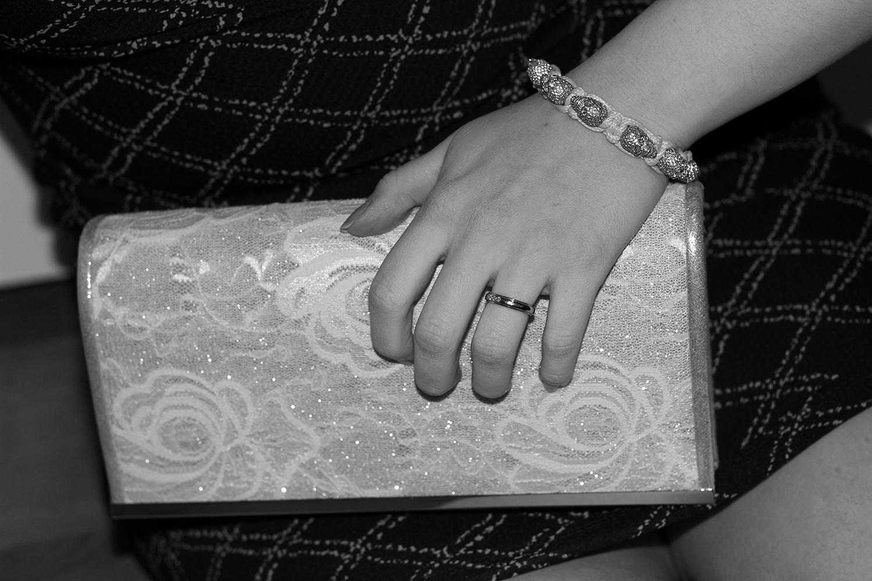 elisabetta bertolini fashion blogger festa della donna look boomberg bracciale teschio borsetta da cernimonia deichmann