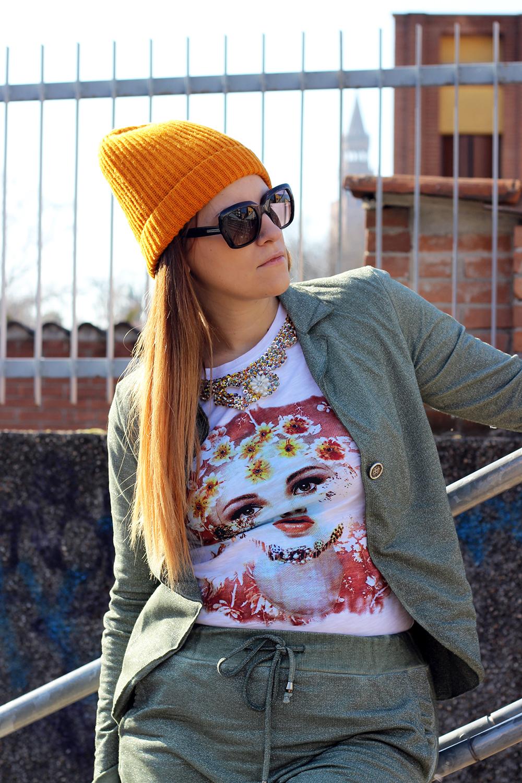 elisabetta bertolini fashion blogger italiane per bighet fashion abbigliamento donna comfy glittering pajamas suit