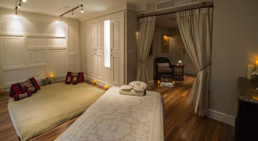 l' Hotel Plaza Athénée a New York la spa valmont