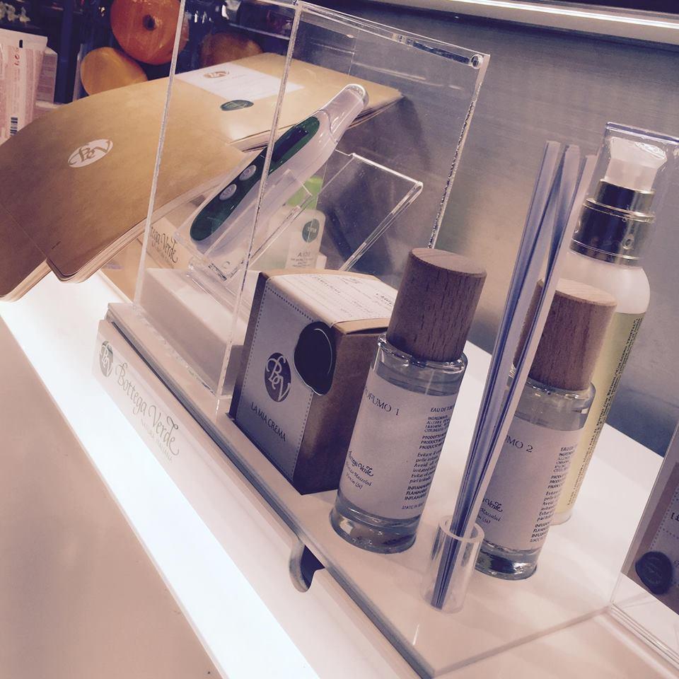 scegli le profumazioni per la tua crema personalizzata di bottega verde