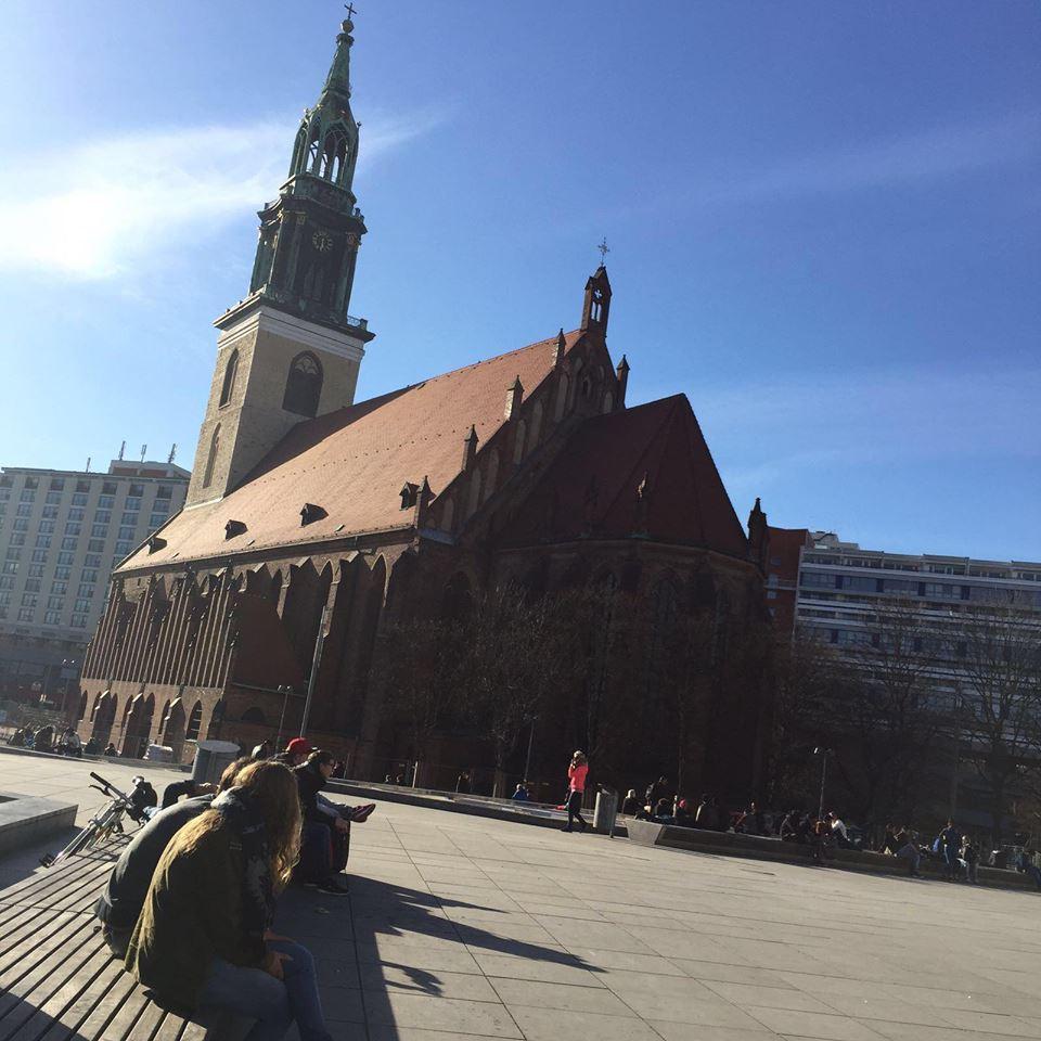 Alexander Platz Berlino