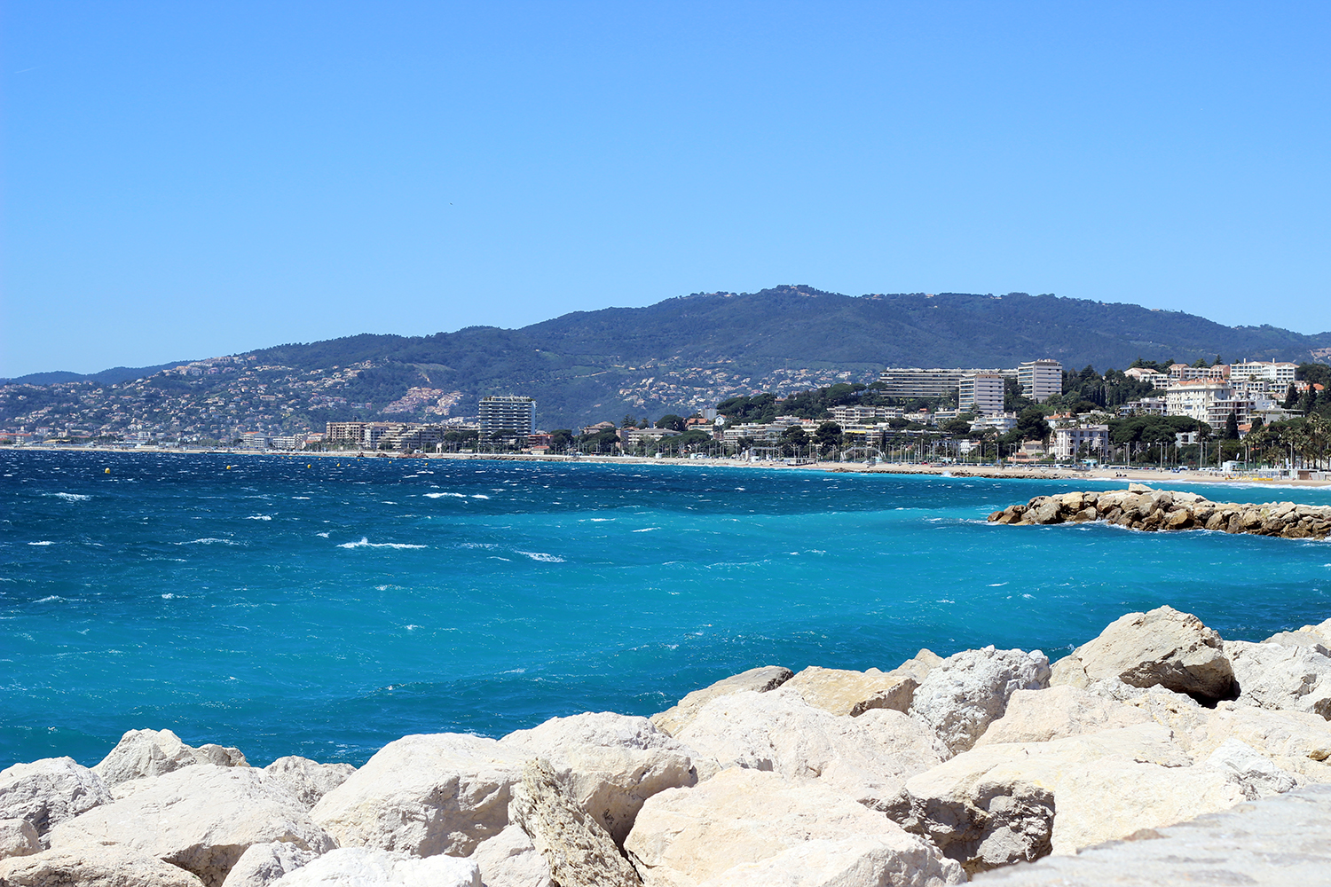 CANNES FRENCH RIVIERA MARE TURCHINO