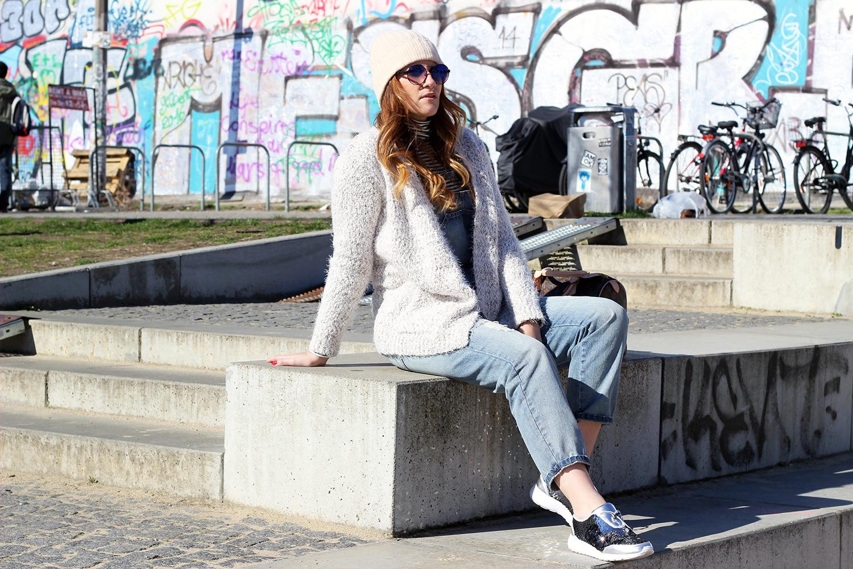 abbigliamento donna glitter sneaker primadonna collection berlino