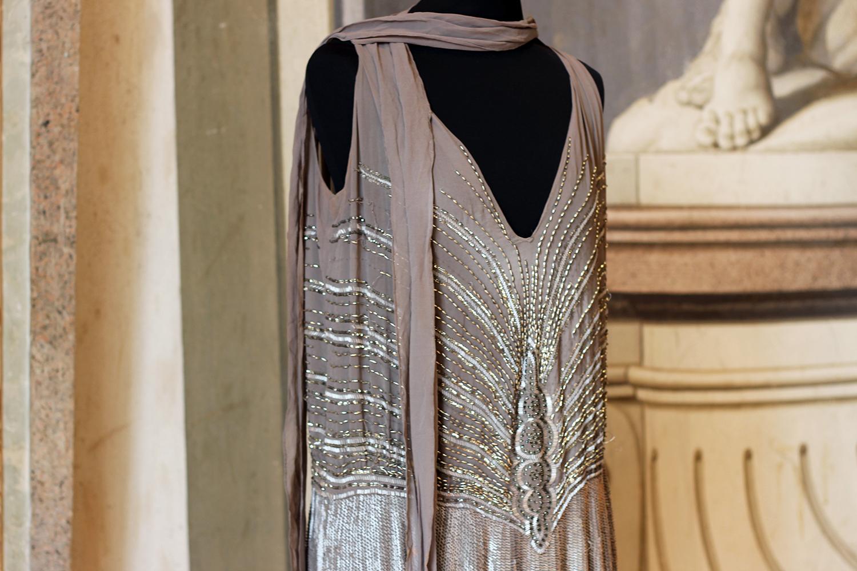 abito anni 20 classico vintage fiera next belgioioso