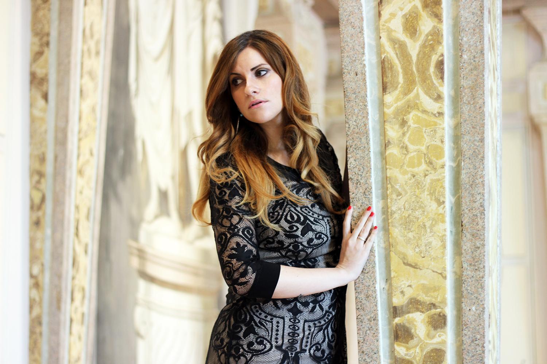 elisabetta bertolini fashion blogger castello di belgioioso