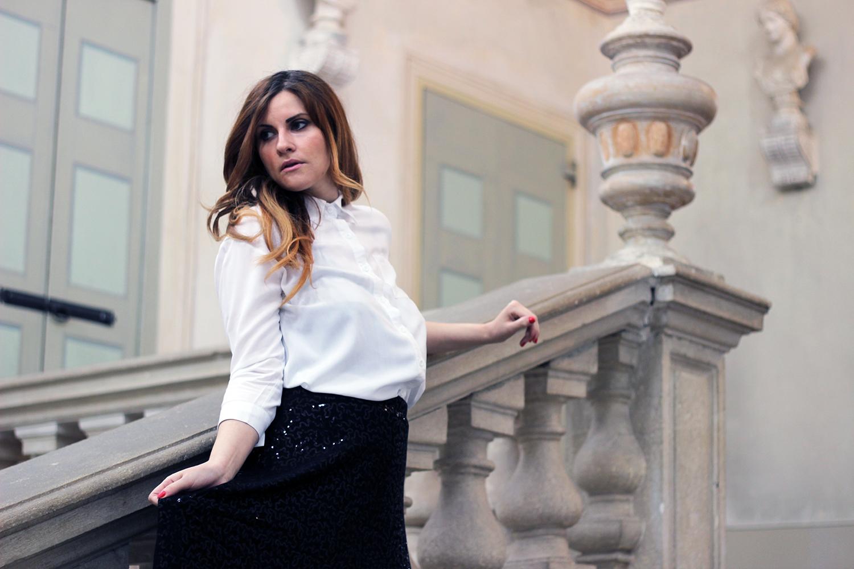 elisabetta bertolini fashion blogger italiane castello di belgioioso
