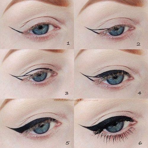 eyeliner in gel come usarlo