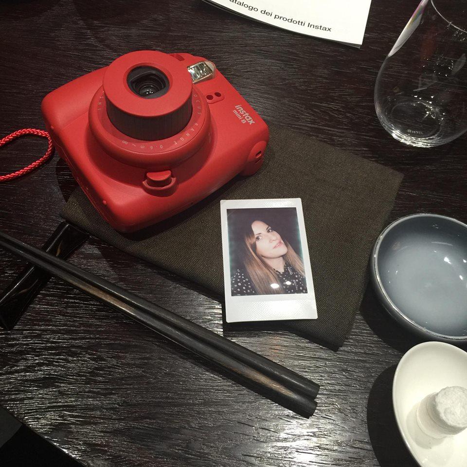 fujifilm mini 8 camera istantanea