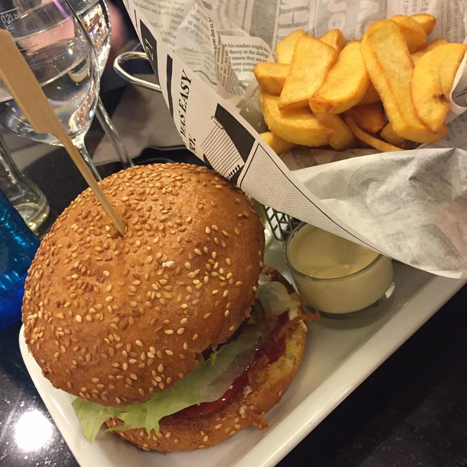 hamburger cosa mangiare a berlino