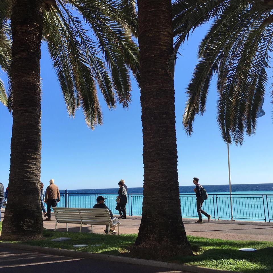 mare nizza costa azzurra viaggi e turismo provenza