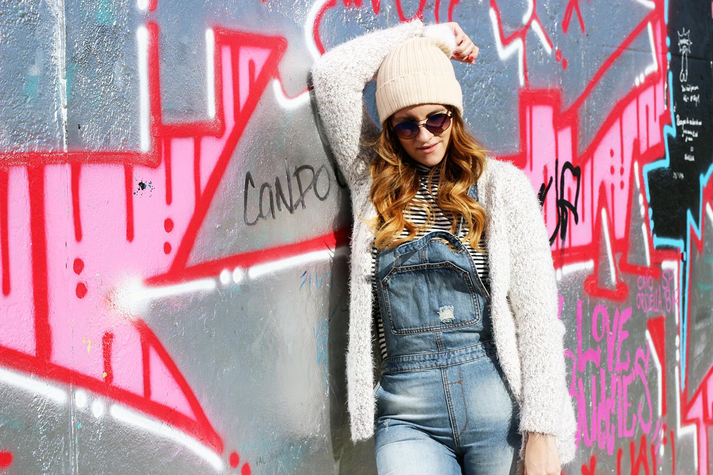 salopette denim must have 2016 elisabetta bertolini fashion blogger italiane graffiti berlino