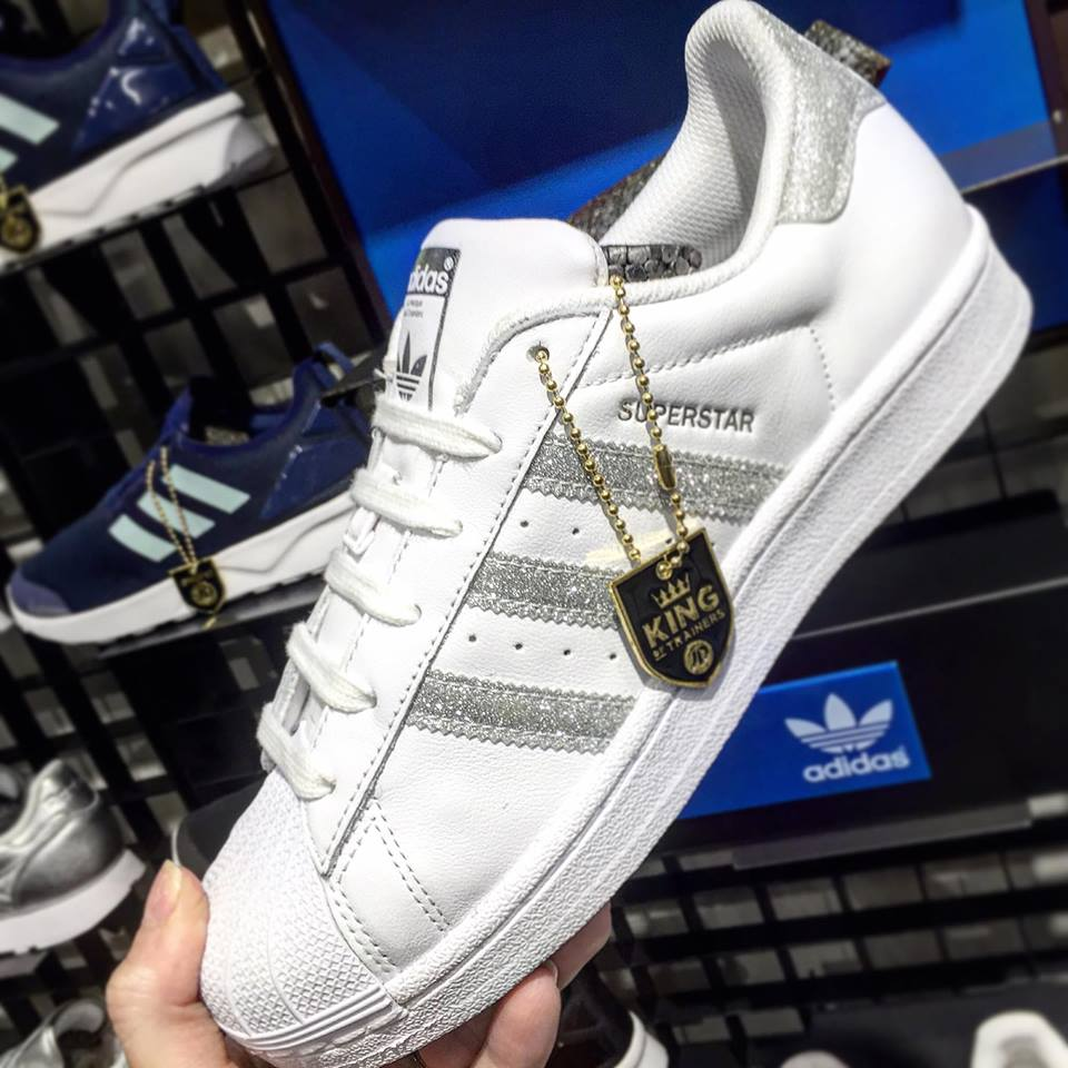 super star addidas milano