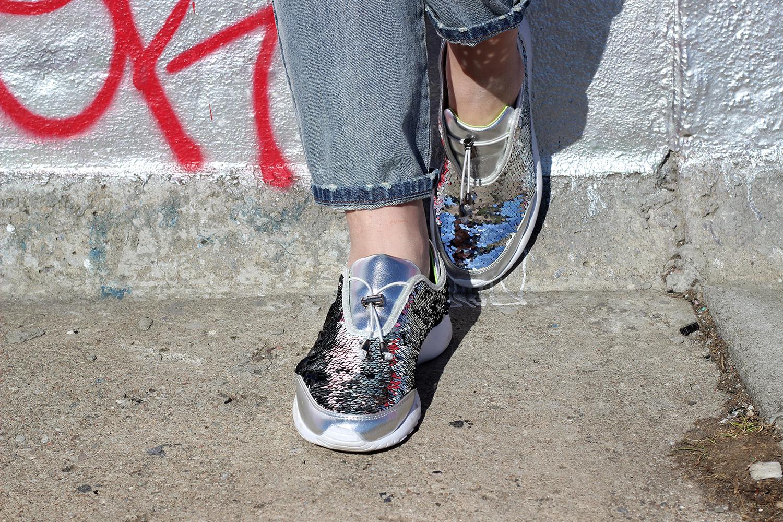 scarpe glitter primadonna collection pe 2016
