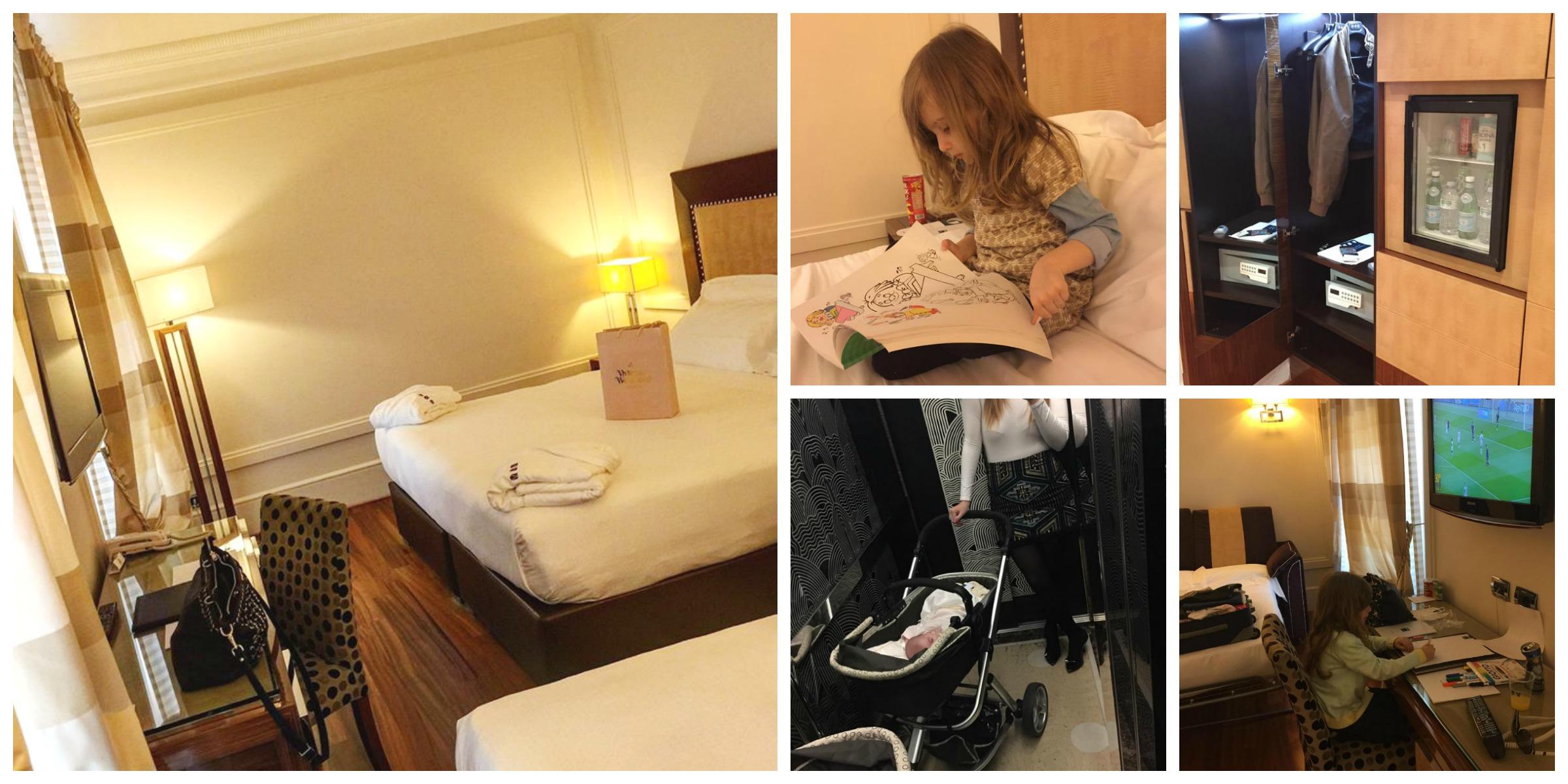 una hotel roma viaggiare roma alloggiare hotel 4 stelle viaggi in famiglia