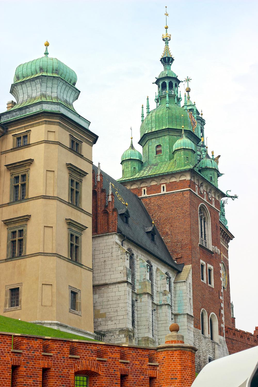 Cracovia castello di Warwel cosa vedere in due giorni a Krakow