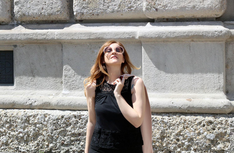 elisabetta bertolini occhiali da sole miu miu via giarrecom