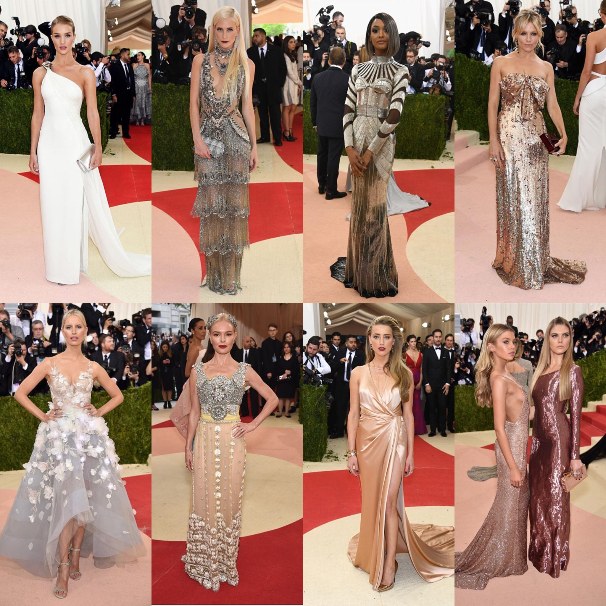 Shine look met gala 2016