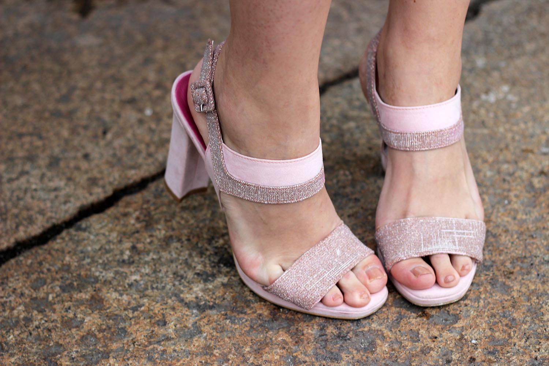 elisabetta bertolini shots modello gaia sandali rosa pastello