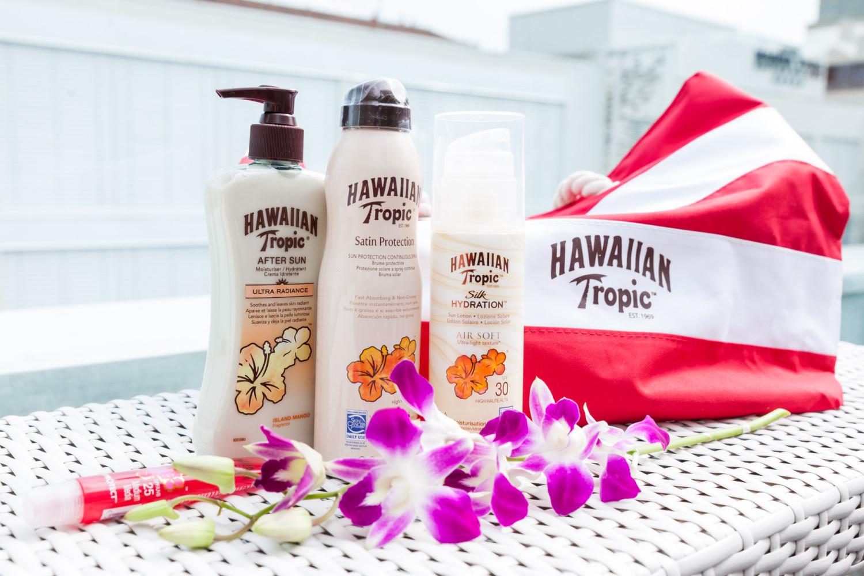HAWAIIAN TROPC CREME SOLARI NOVITà ESTATE 2016