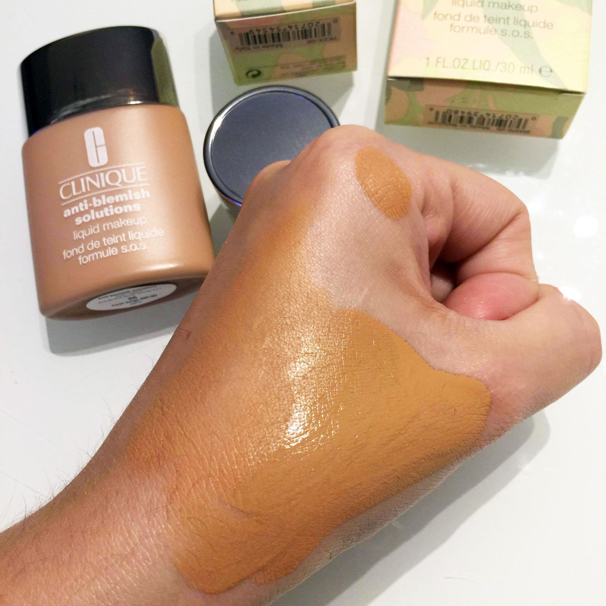 some usare Clinique Anti-blemish Solution Liquid Makeup