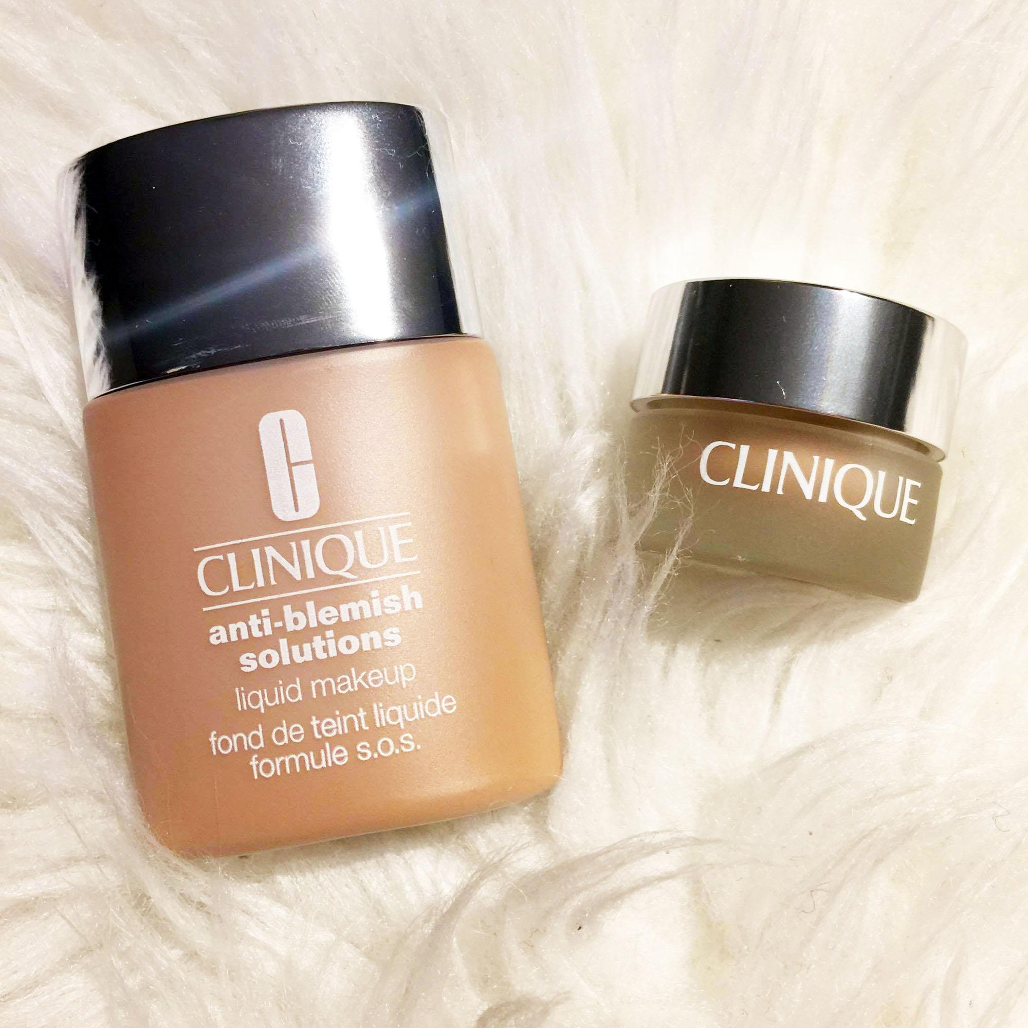 Clinique Anti-blemish Solution Liquid Makeup