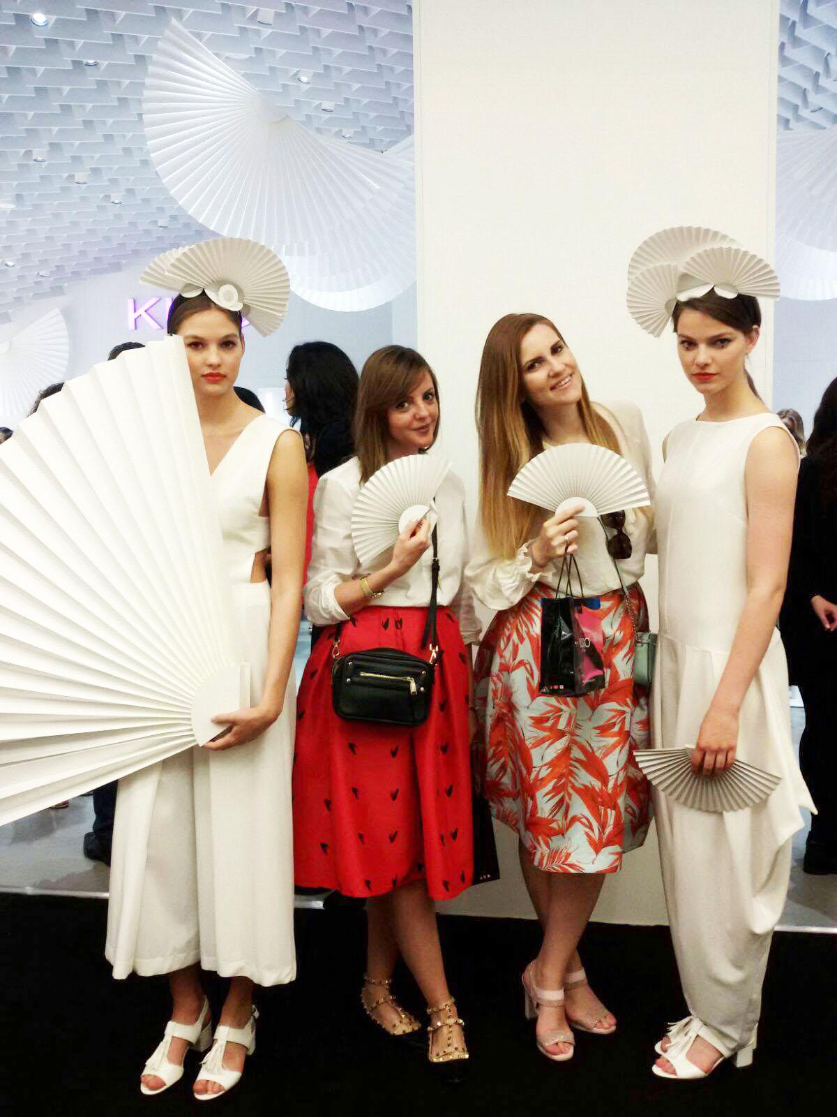 elisabetta bertolini francesca focarini fashion blogger italiane kiko bloggerday