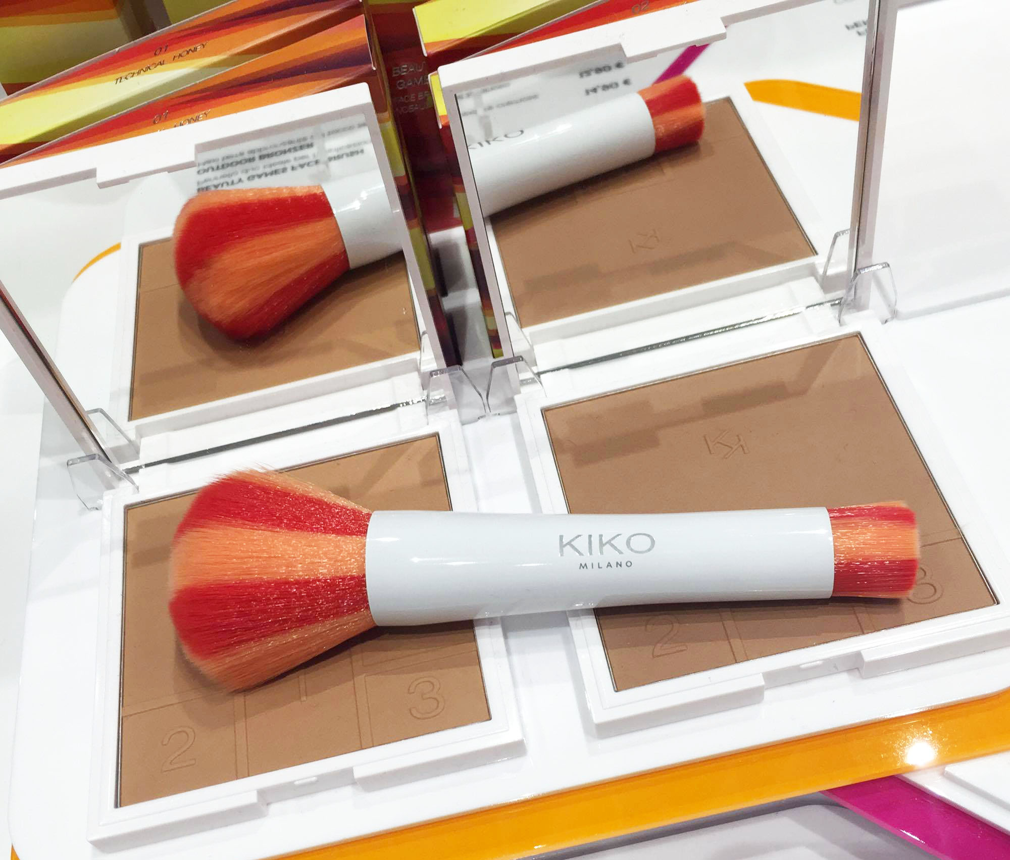 kiko prodotti make up estate 2016