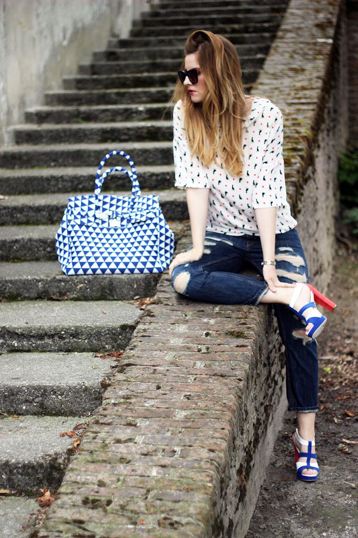 sandali blu bianchi e rossi estate 2016 made in italy vera pelle elisabetta bertolini shoes
