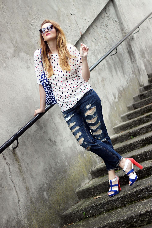sandali blu bianchi e rossi made in italy elisabetta bertolini shoes