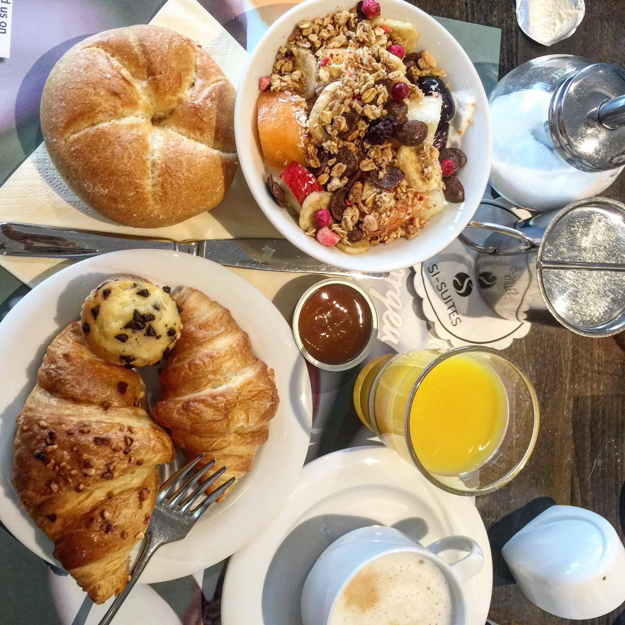 colazione_si_Suites_hotel_stoccarda