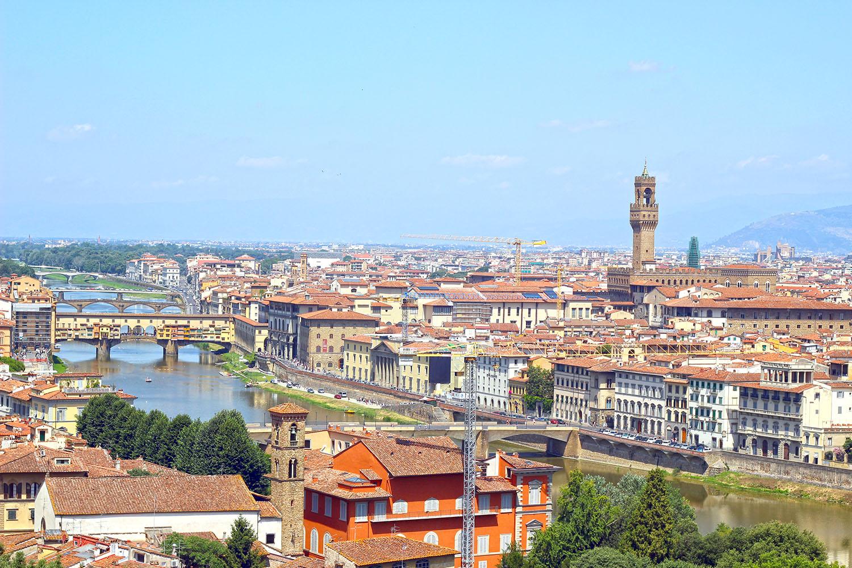 firenze_vista_panoramica_fiume_arno_Ponte_vecchio