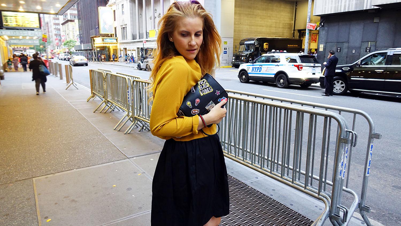 anna_cristy_blusa_gialla_bertolini_elisabetta_outfit_nyc