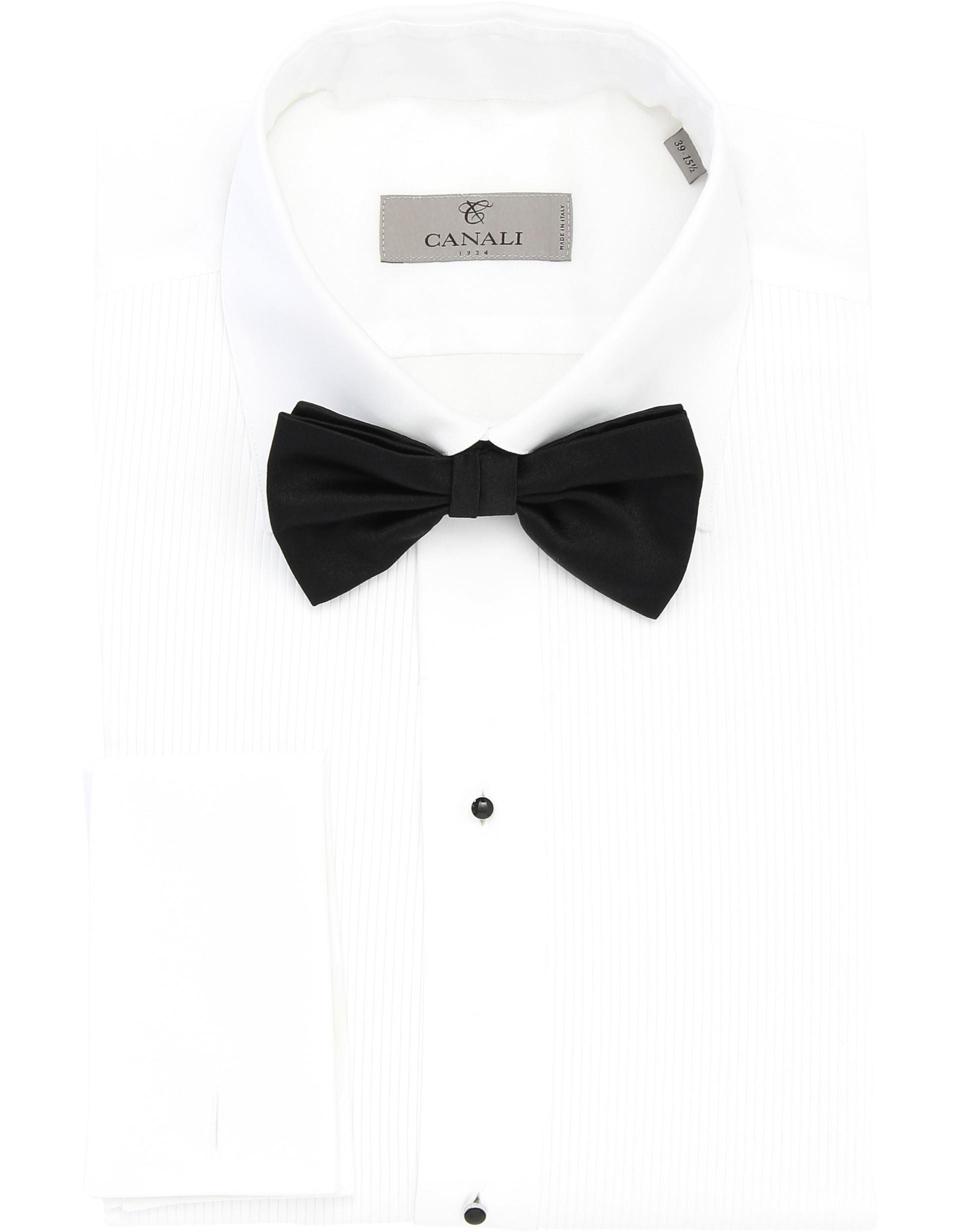 accessori abito uomo elegante canali