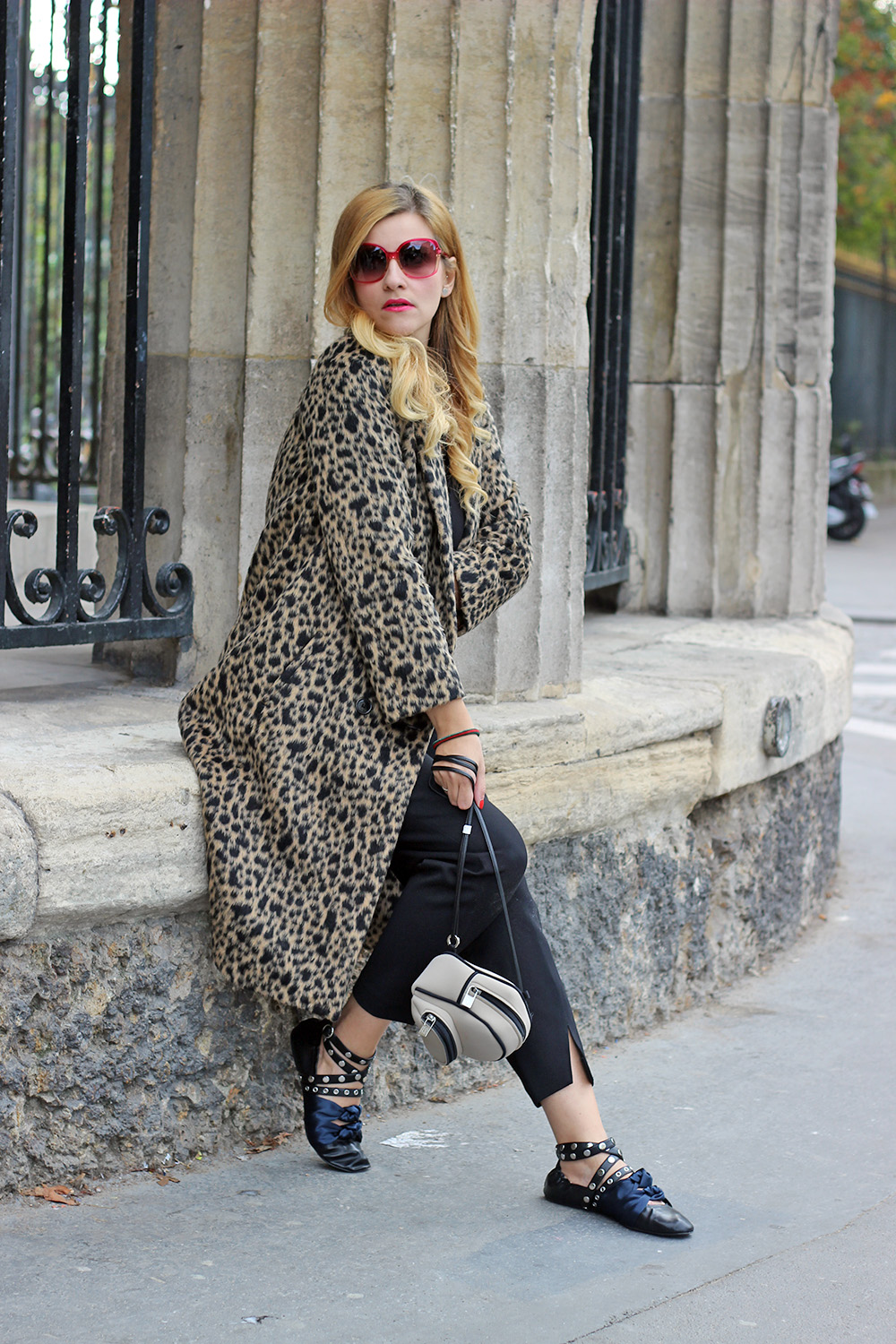 outfit_cappotto_animalier_elisabetta_Bertolini_paris_fashion_week