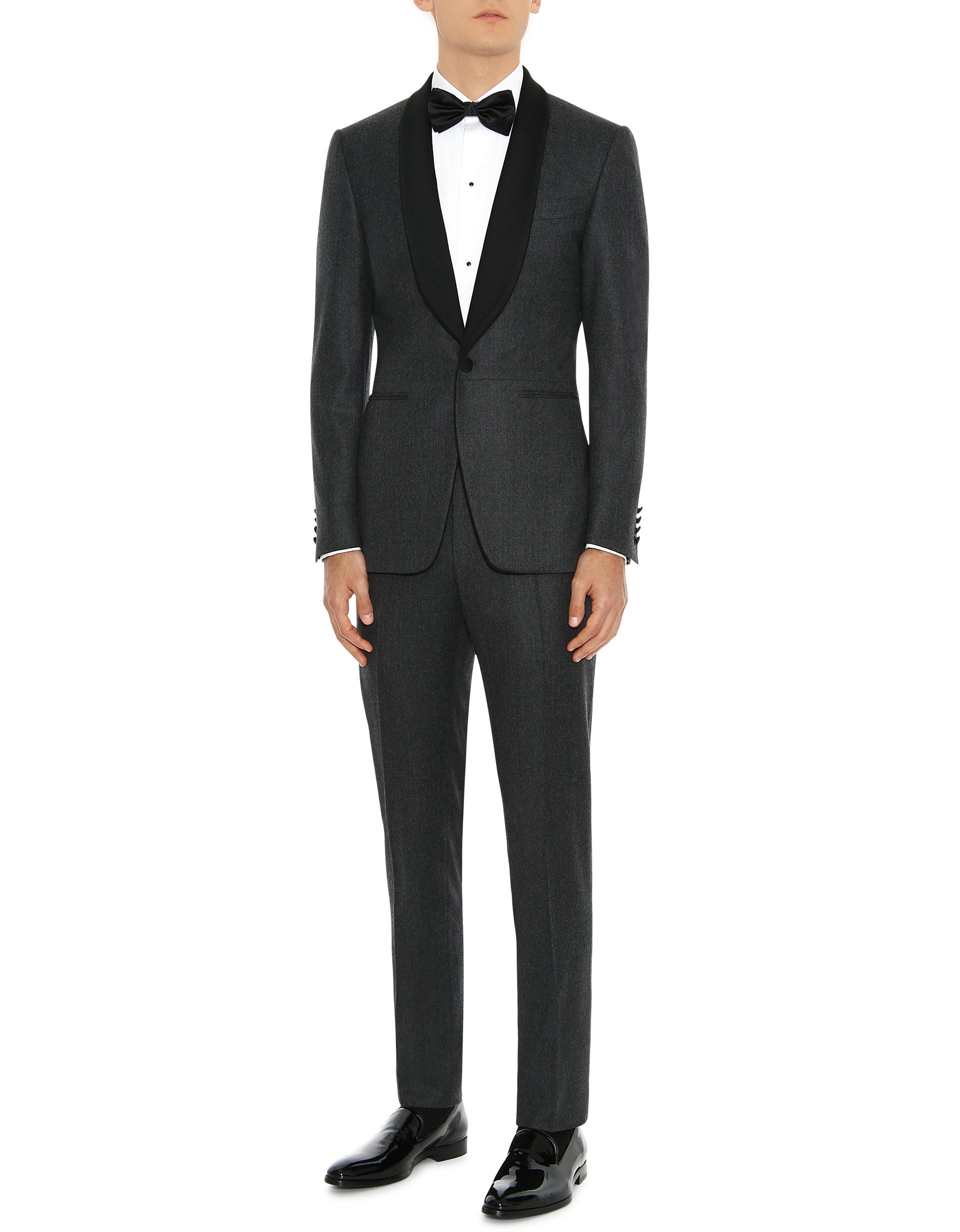 abito elegante da uomo canali sartoria