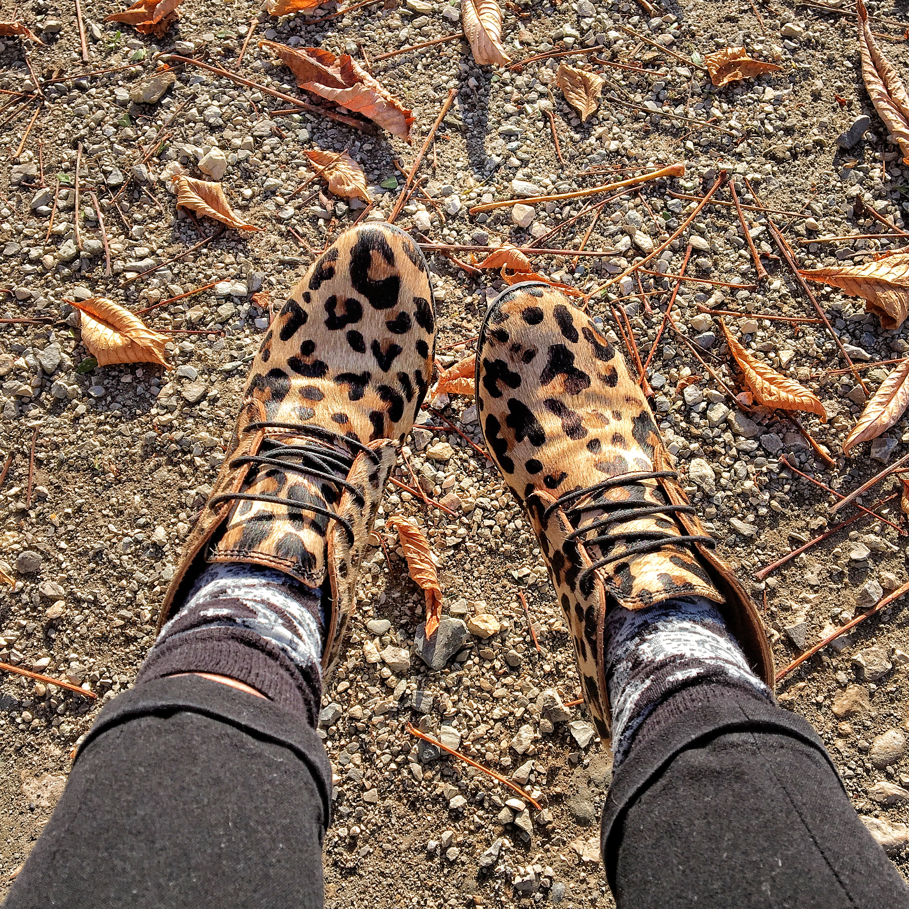 gioseppo scarpe animalier vitellino