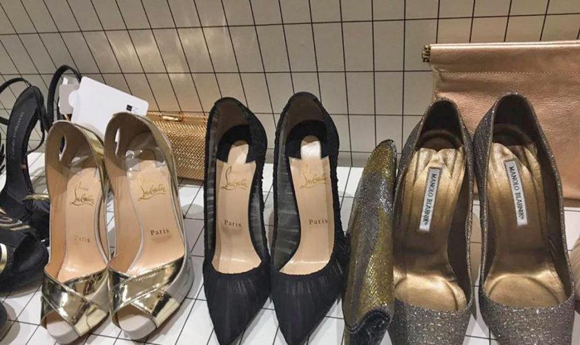 manolo blahnik scarpe noleggio