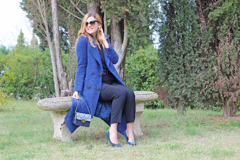 outfit elegante domenica