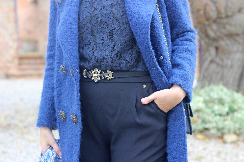 jumpsuit blu gioiello via delle perle