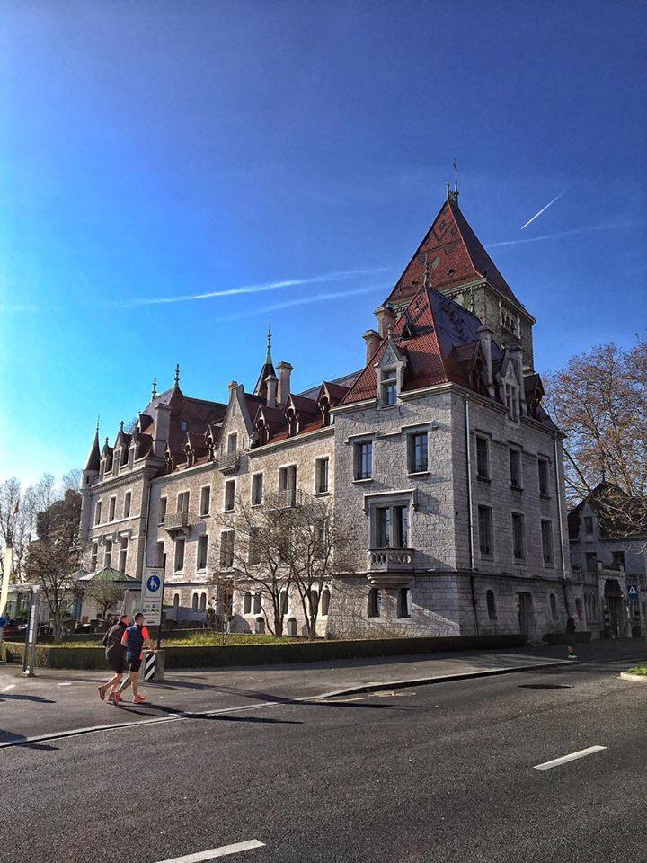 losanna castello