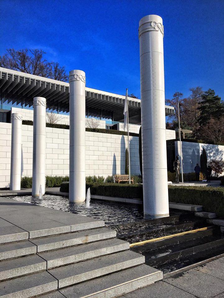 losanna museo olimpico