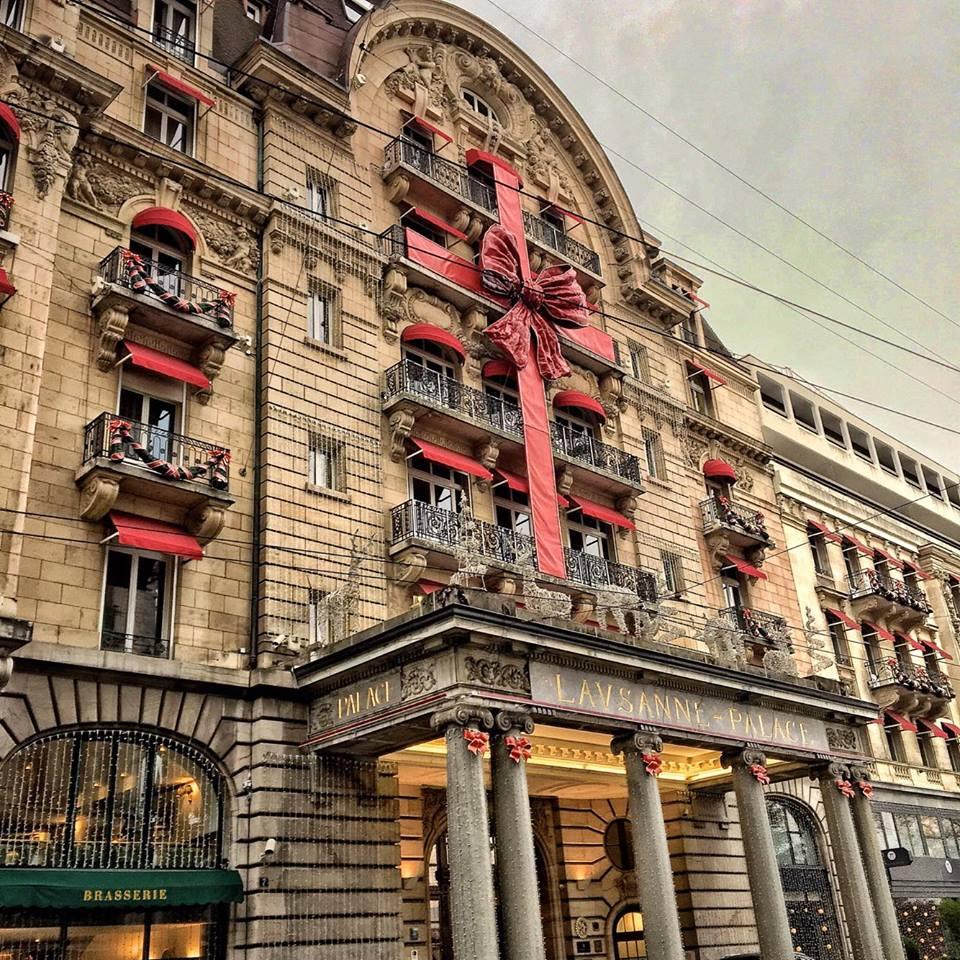 losanna hotel cinque stelle natale