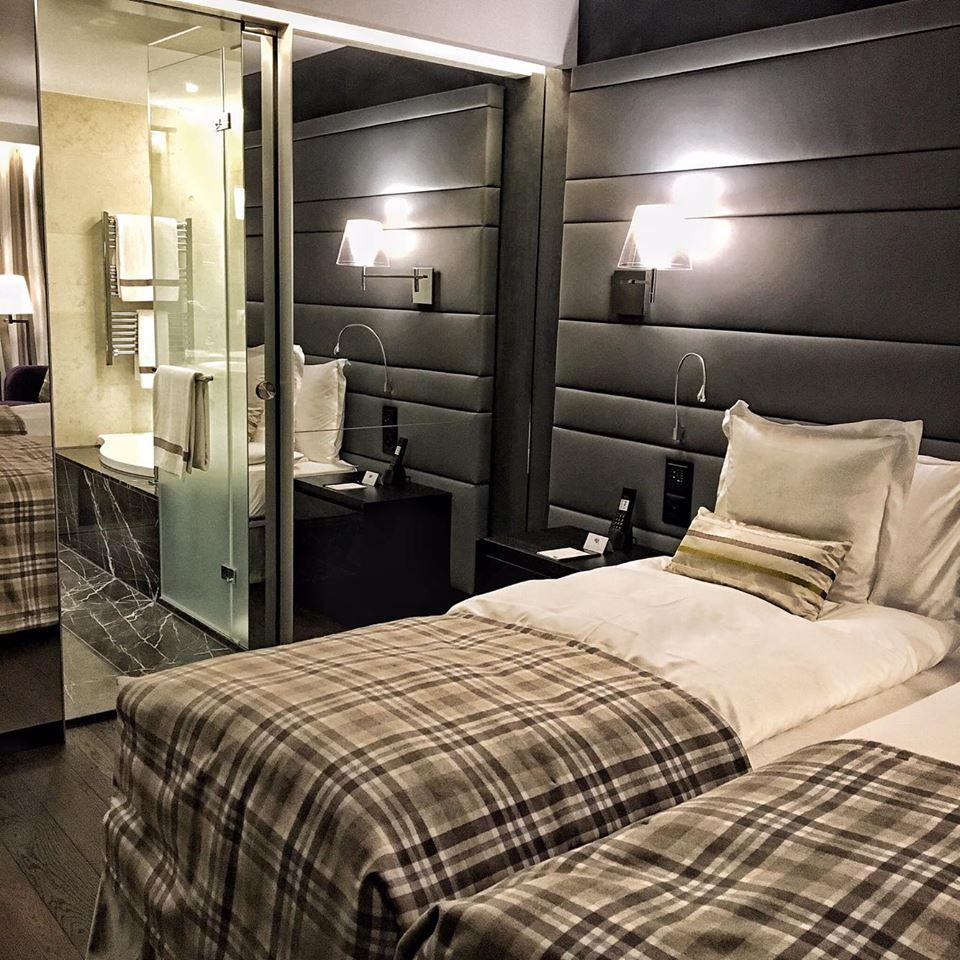 Camera da letto singola Royal Savoy Losanna