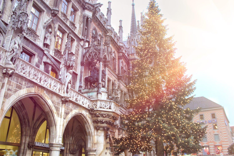 Marienplatz monaco natale