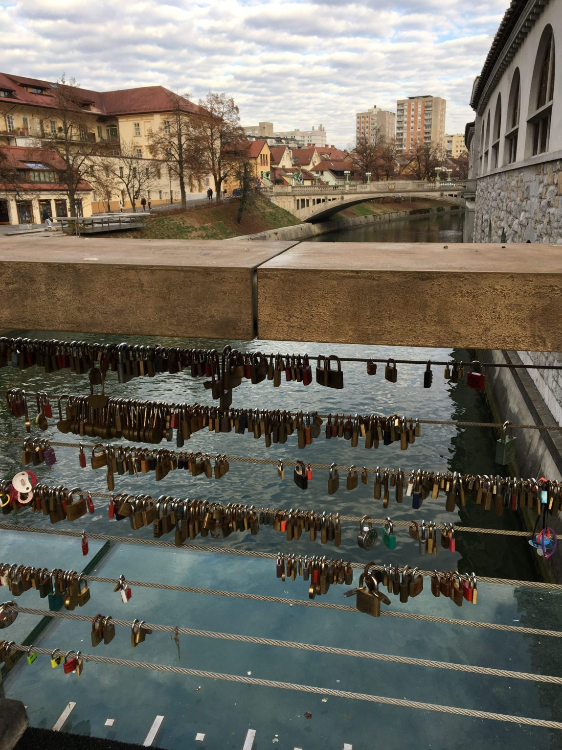 ponti città lubiana