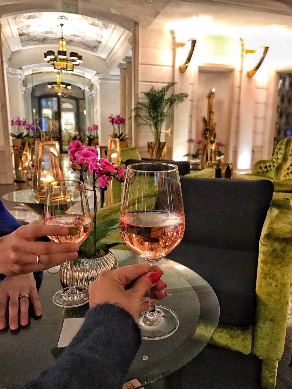 aperitivo aria hotel budapest