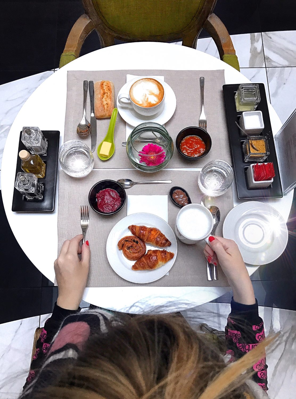 Colazione Aria Hotel Budapest