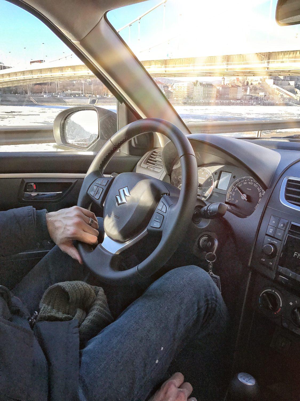 interno suzuki swift noleggio auto budapest quale scegliere