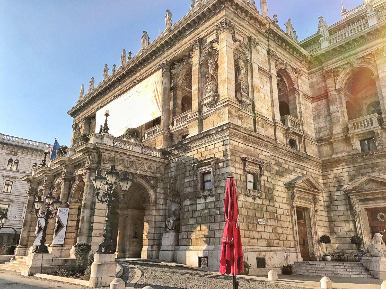 teatro dell'opera budapest